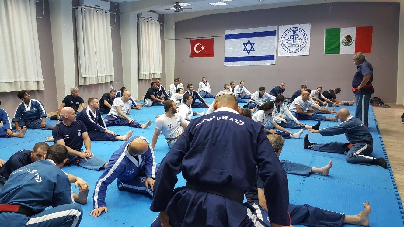 Kami krav magen 54 - K.A.M.I: Annual Instructors Course in Israel