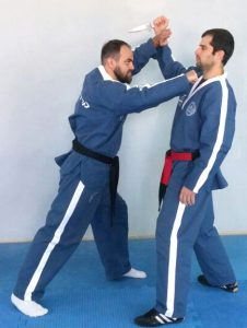 03 226x300 - The Importance of Self-Defence and What K.A.M.I. can Offer
