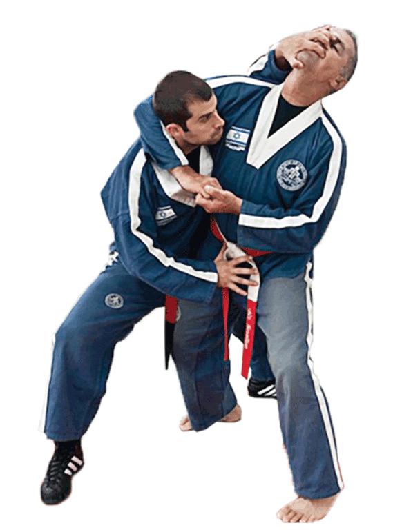 krav maga self defense for men