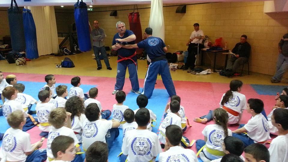 Children Seminar Krav Magen