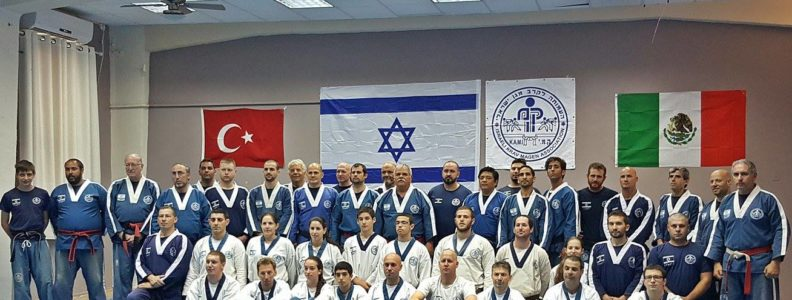 Students of KAMI IDF in Israel