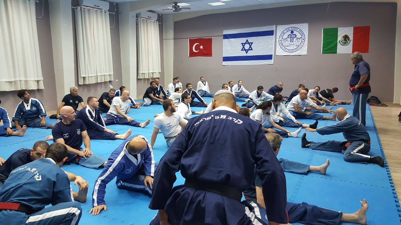 Kami krav magen 54 - K.A.M.I: Annual Instructors Course in Israel
