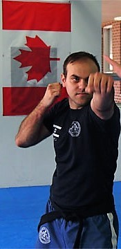 sergey baskin krav maga trainer - Contact Us
