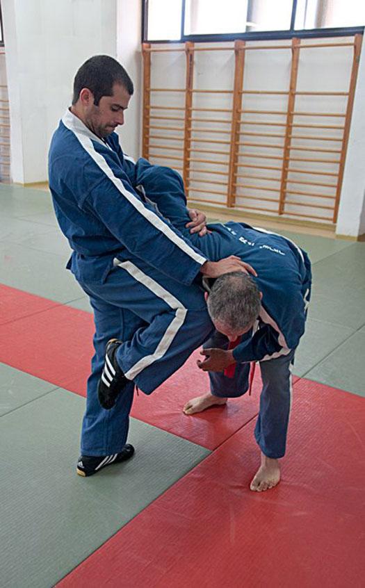 Kami Krav Magen Training