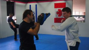 krav maga class 2 300x169 - K.A.M.I and Krav Maga - All you Need to Know