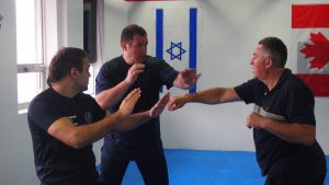 krav maga class 4 300x169 - K.A.M.I and Krav Maga - All you Need to Know