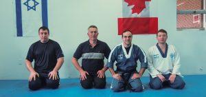 krav maga training 2 300x141 - Self Defense Markham