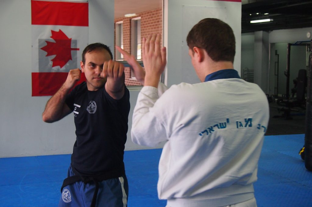 self defense classes in Thornhill 4 1024x681 - New in Thornhill: Israeli Martial Arts - Krav Magen
