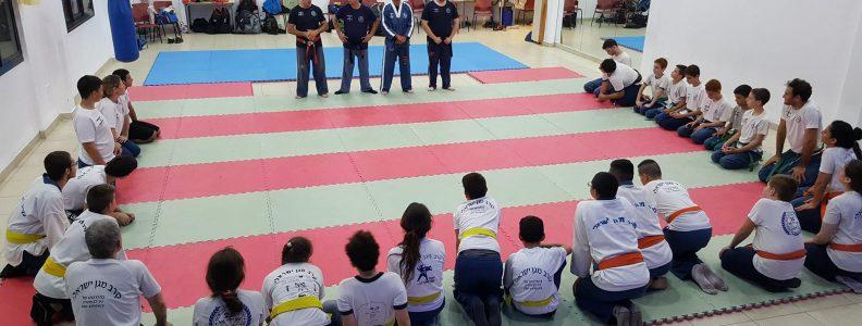 Indoor KAMI Training