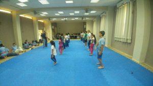 Israel krav magen Seminar 4 300x169 - Trainer with Class Krav Maga