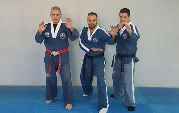 Krav Maga Trainers