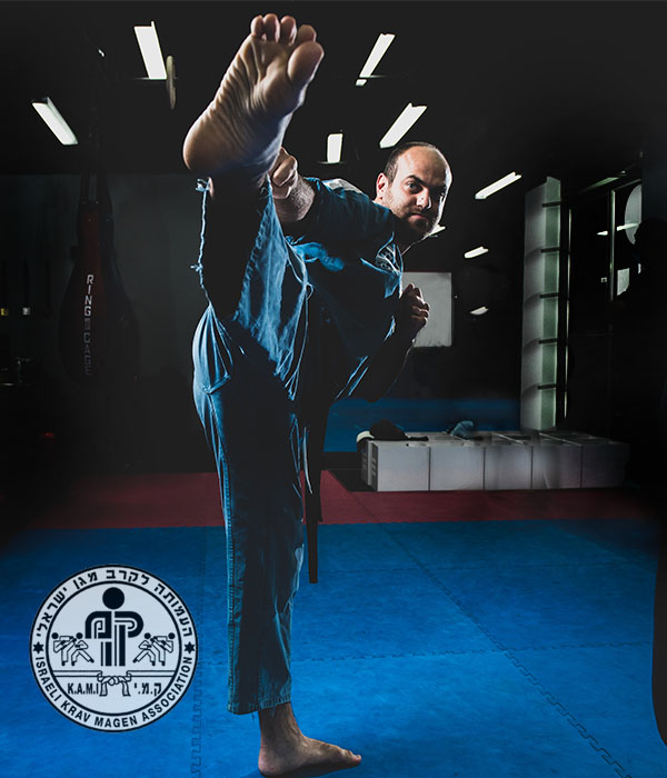 Sergey Baskin Krav Maga Instructor trainer - Home